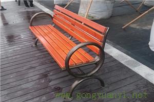 园林座椅_靠背园林椅KH-035