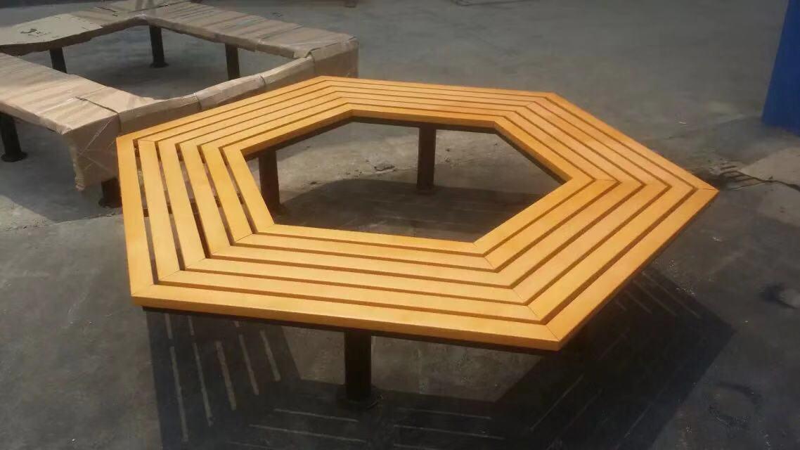 保定公园椅|围树椅PW-005