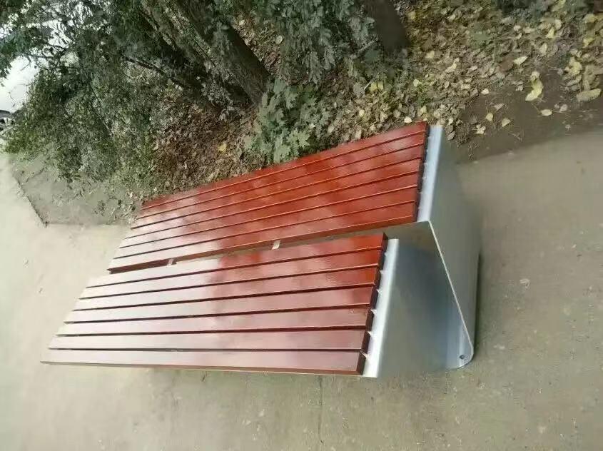 山东休闲椅|公园平椅PH-003
