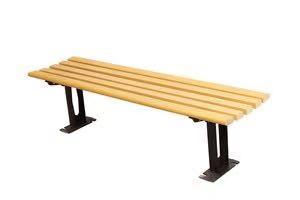 河南休闲椅|公园平椅PT-002A