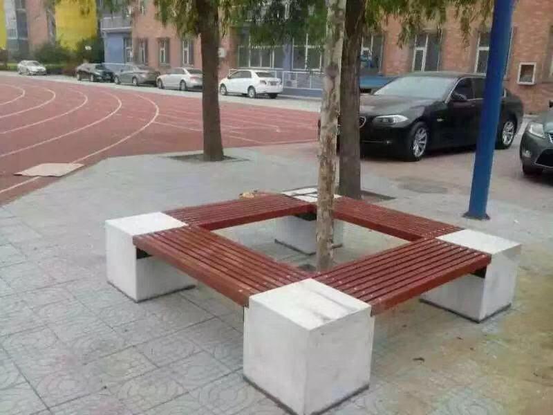 成都公园椅|石材椅子SC-018