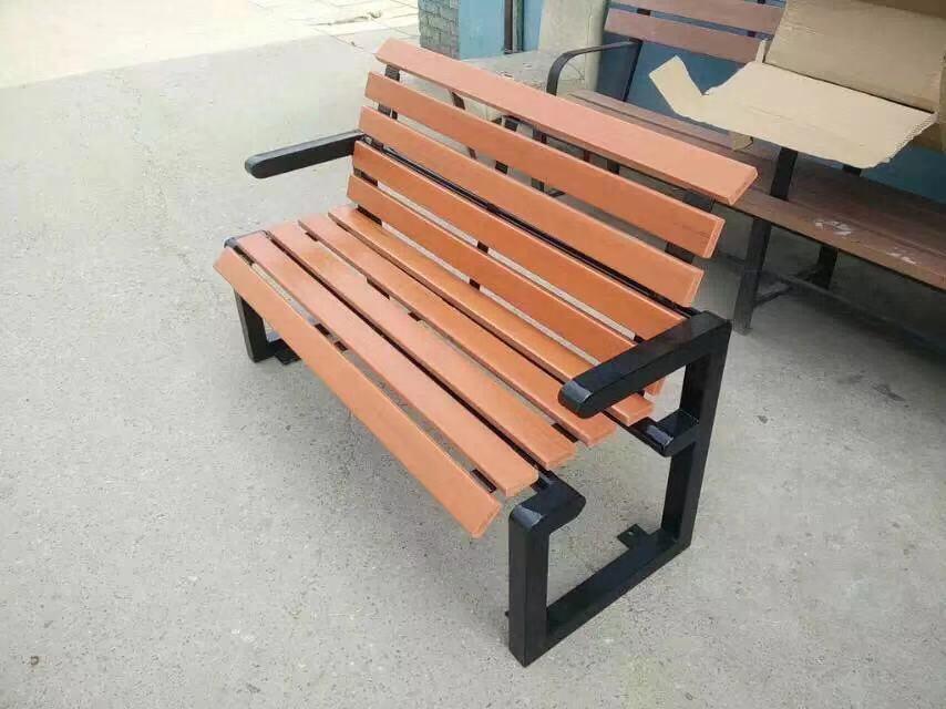 太原休闲椅|公园平椅PH-001