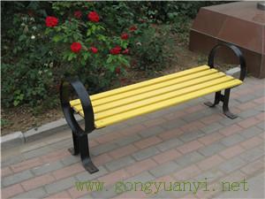 安装公园椅的前期准备及后续注意事项